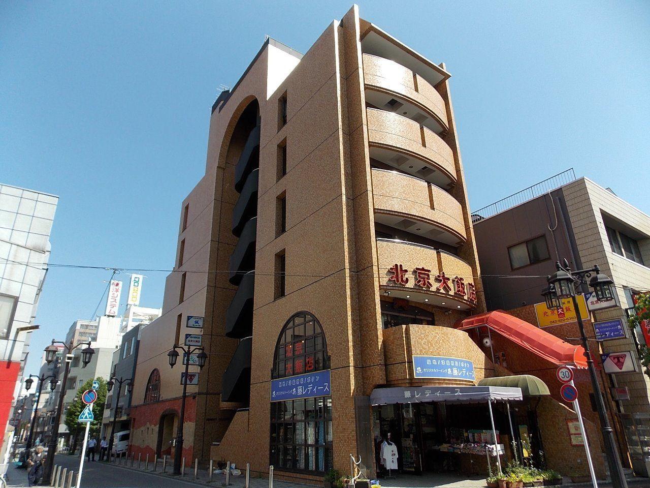 オネストヴィレッヂは6階建てのマンション