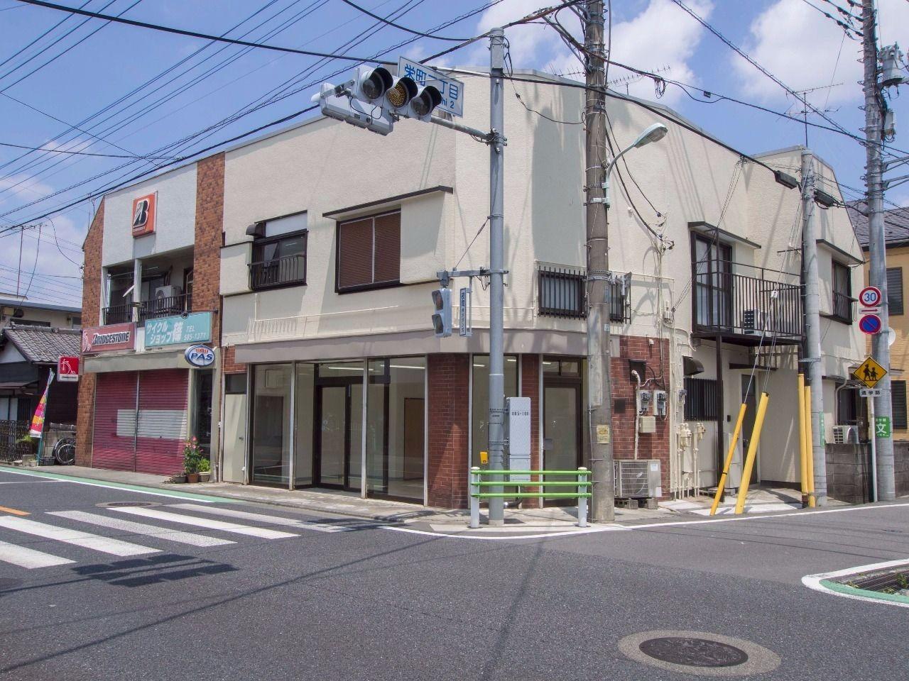 日野駅徒歩6分の便利な立地