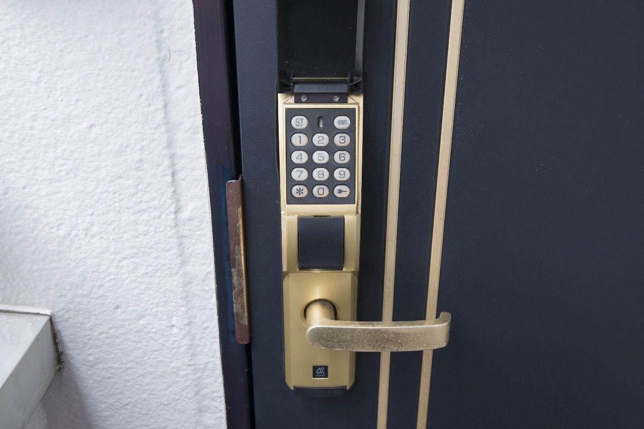 任意の番号に変更可能なアルファ製のedロック