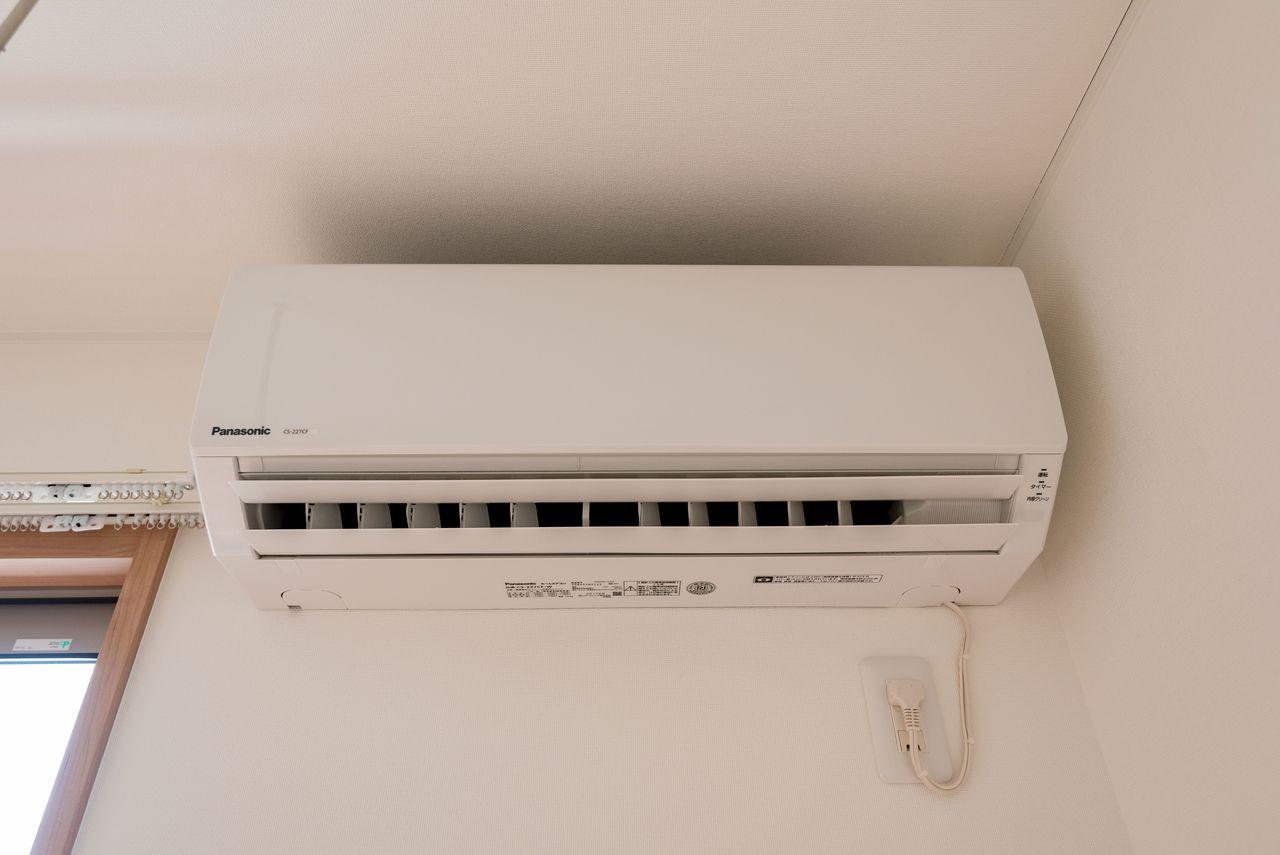 Panasonic製のエアコン