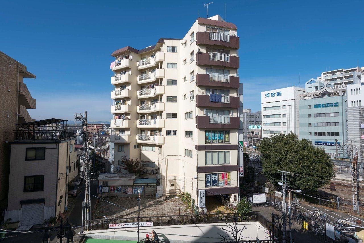立川駅から徒歩4分の好立地