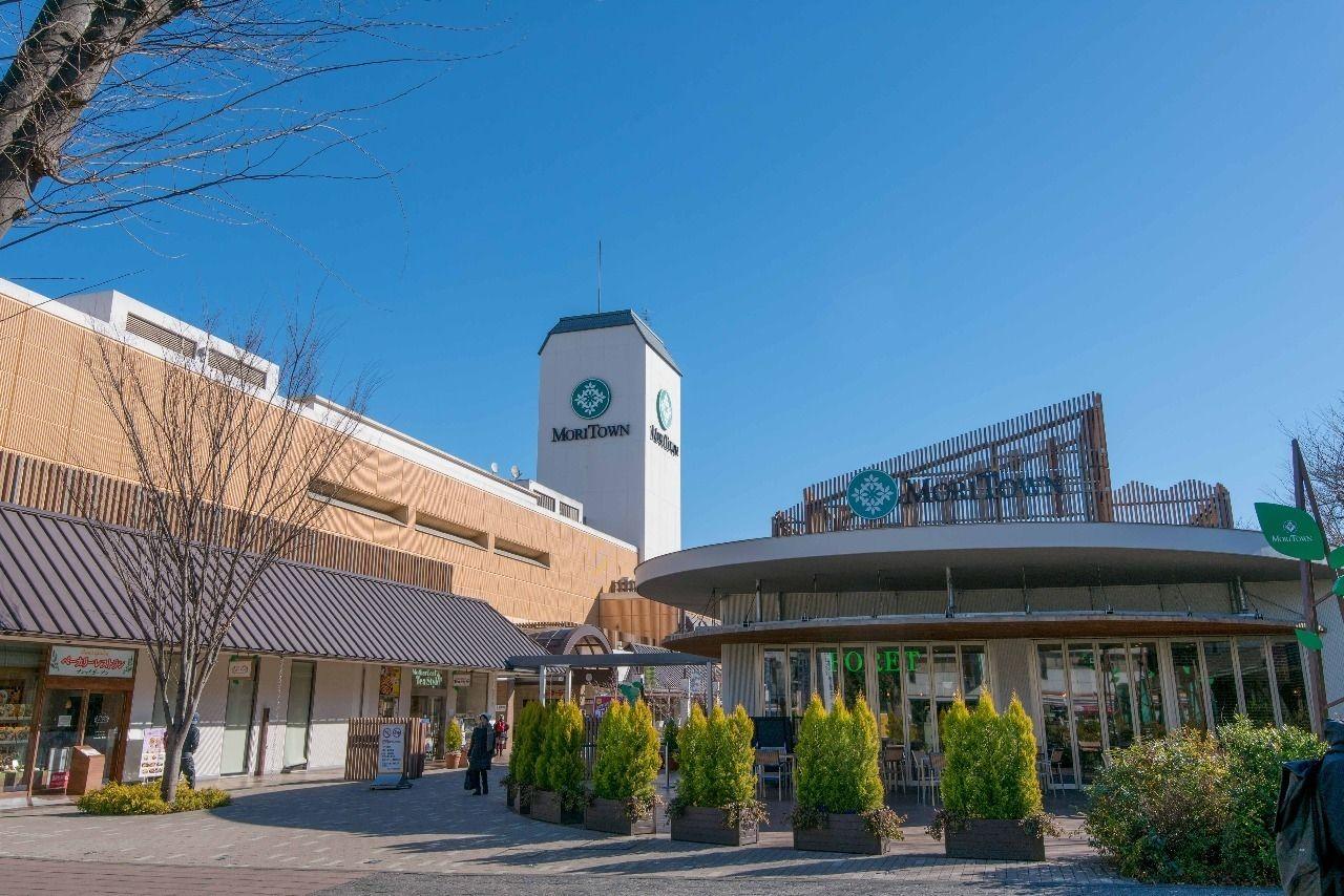 スーパーや映画館もある昭島駅前の複合商業施設