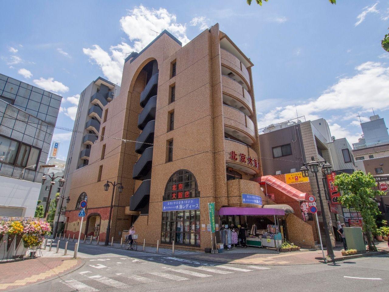 立川駅から徒歩4分の賃貸マンション