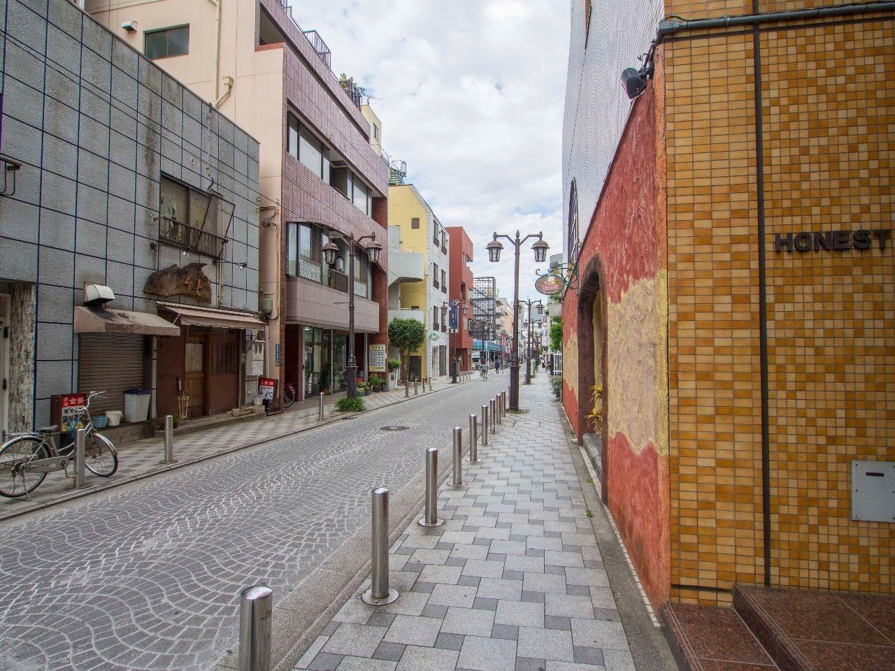 立川駅南口まで徒歩4分