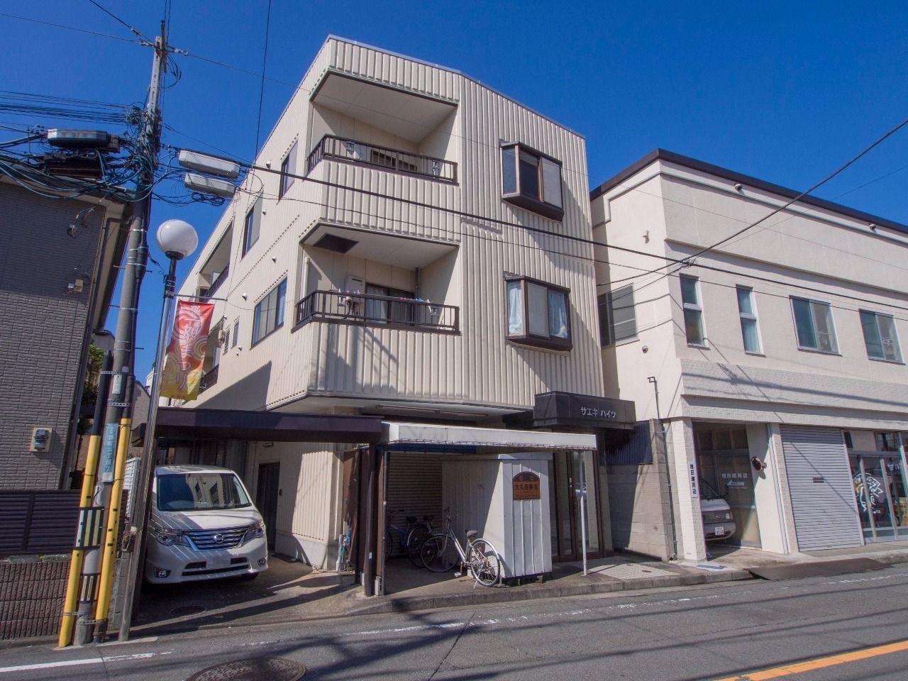錦町2丁目 2K「佐伯ハイツ303」 表紙