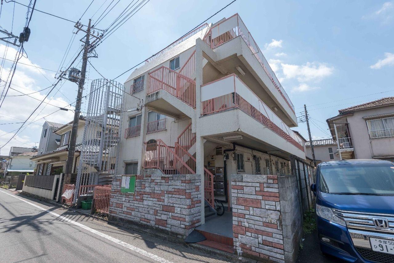 立川市高松町の寿マンション