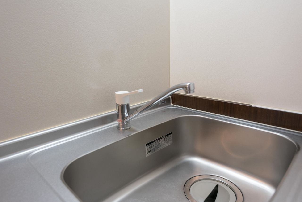 ワンレバー式混合水栓