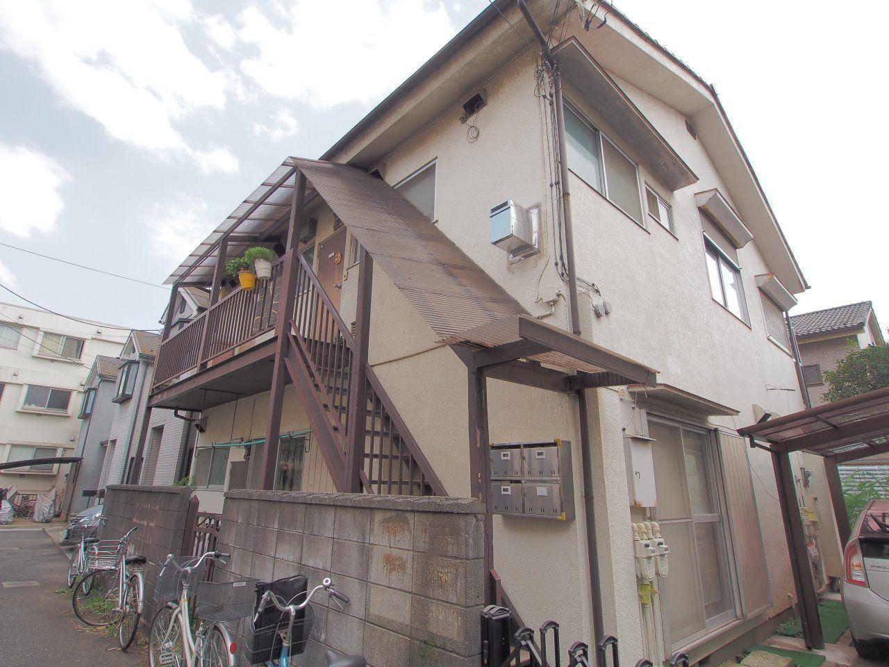 立川駅から徒歩8分のさつき荘