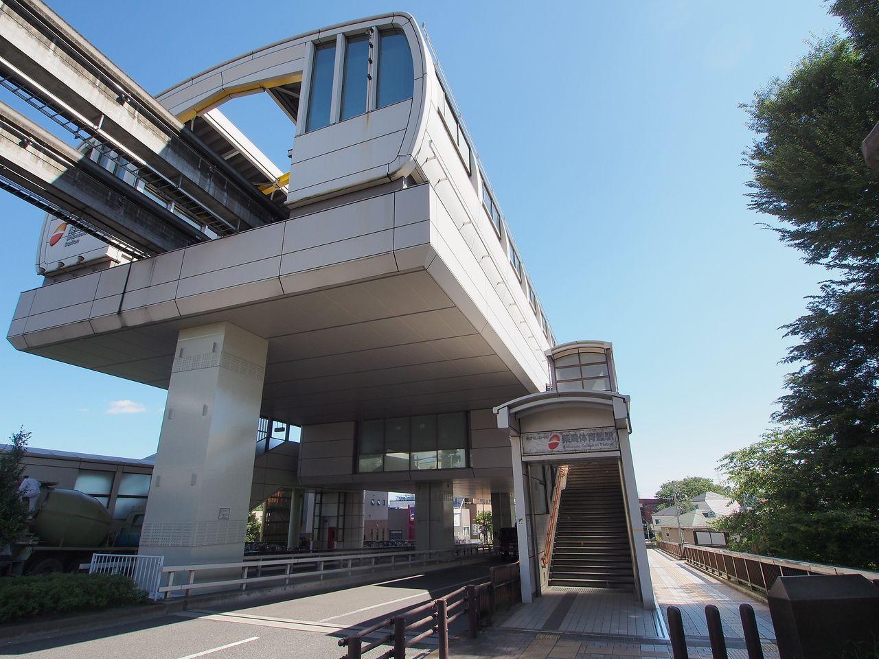 多摩都市モノレール線の駅