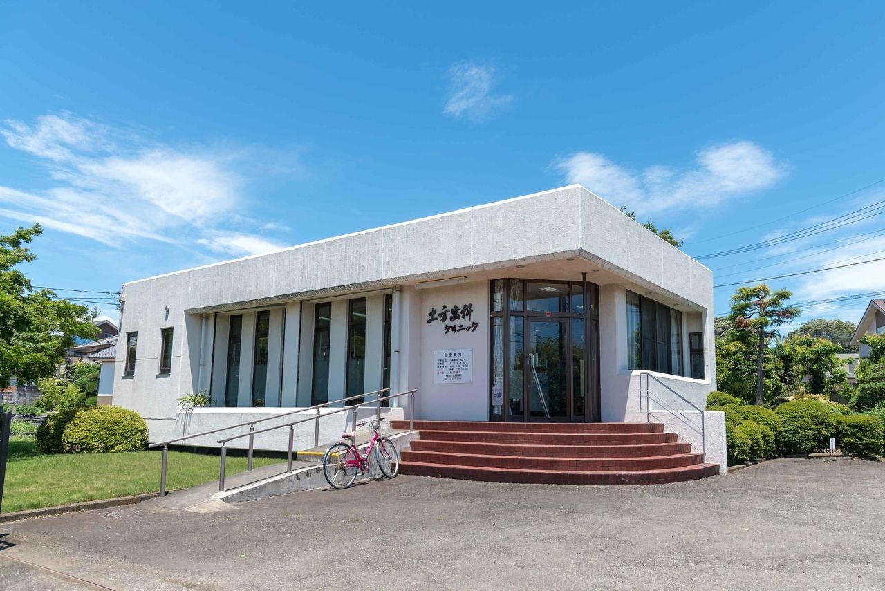 地元の歯科医院、フェストーソカーネから「約150m」