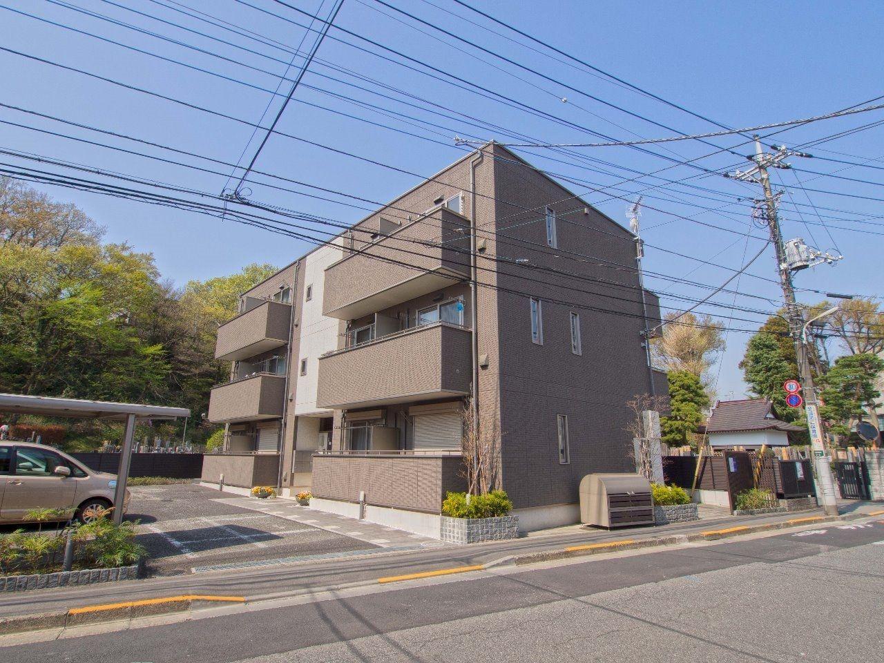 日野駅から徒歩3分の便利な立地