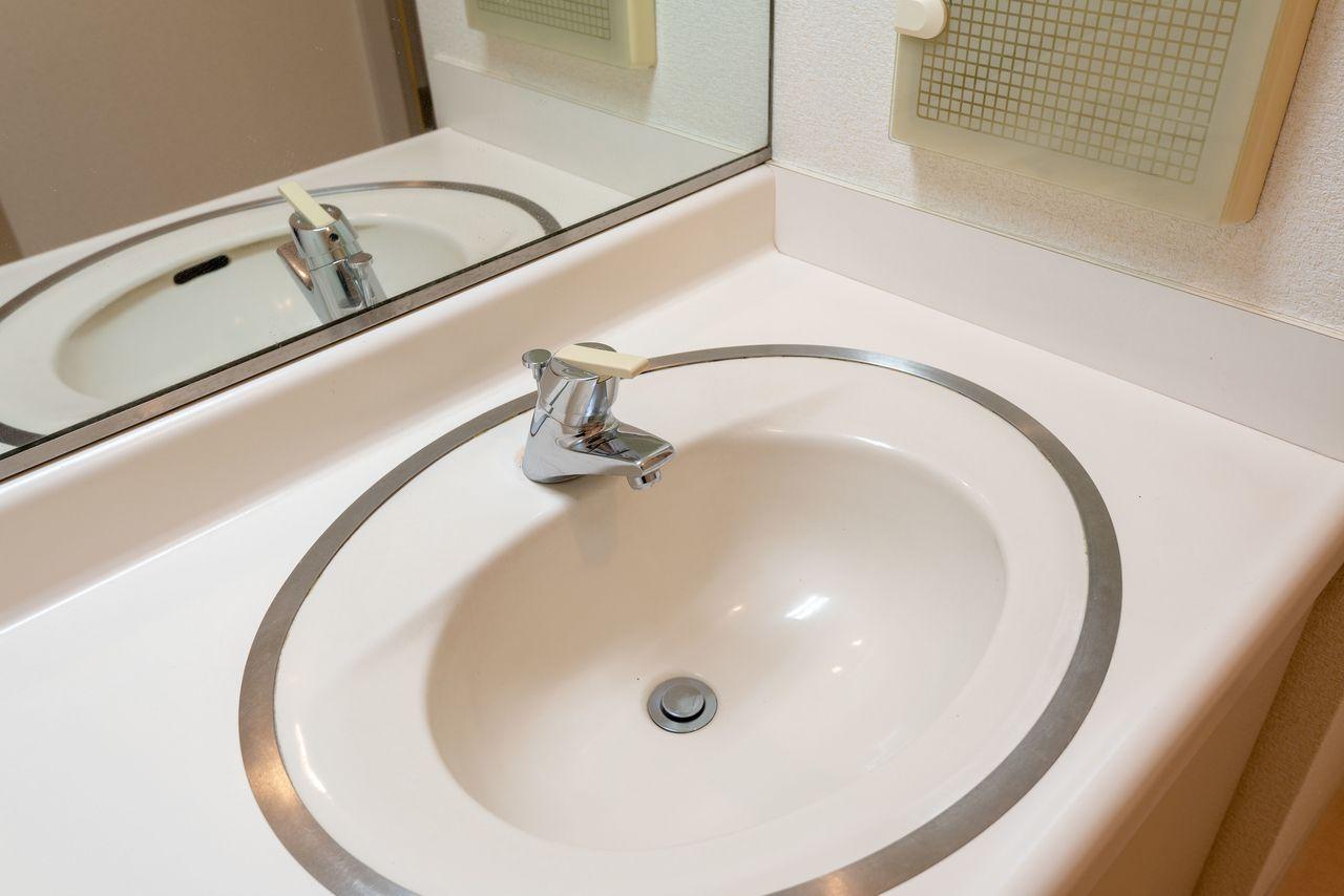 ワンレバー式水栓