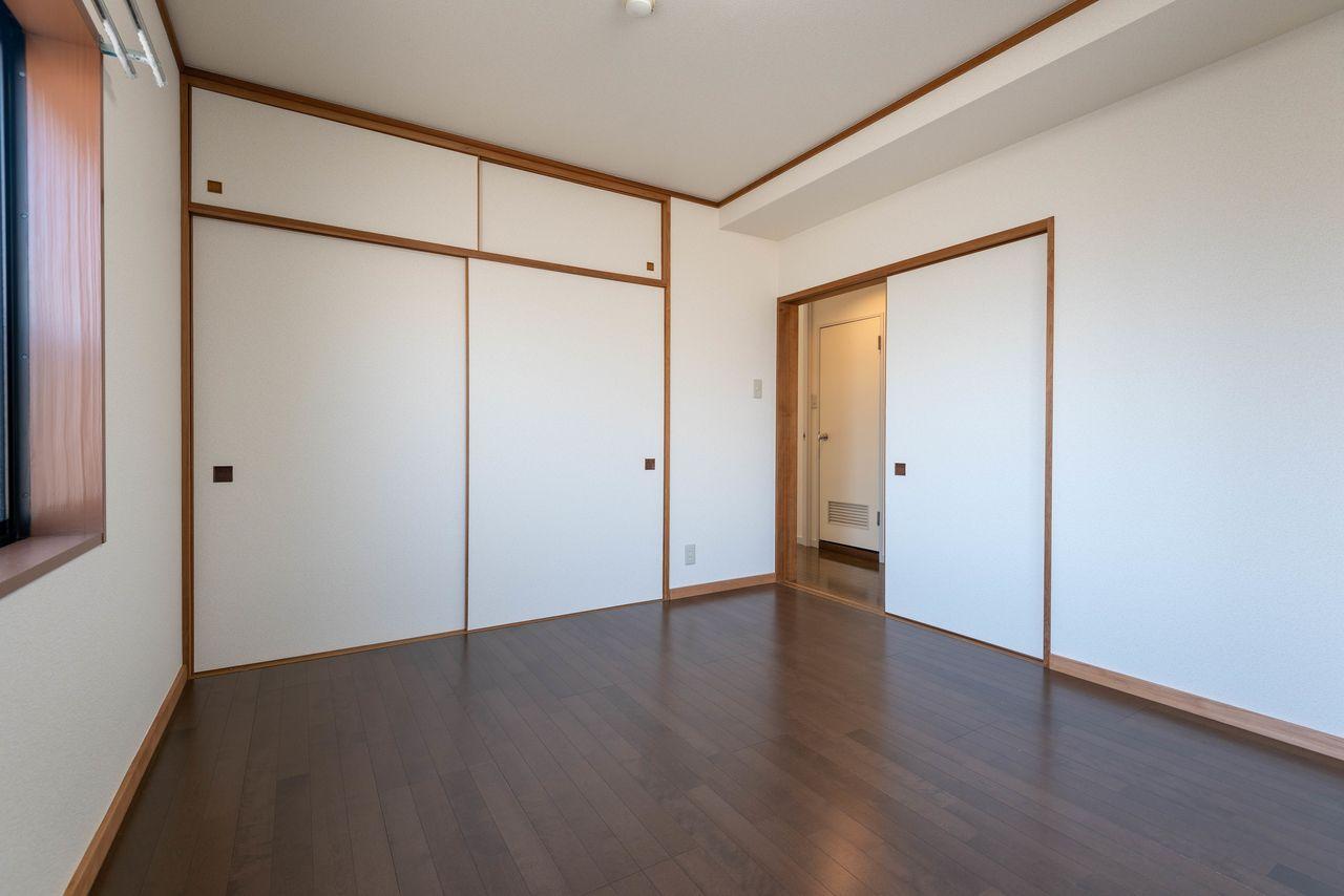 7.2帖と東側窓でぜひ主寝室にしたいお部屋
