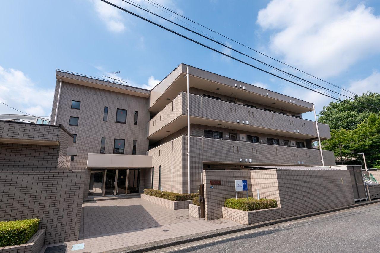 柴崎体育館駅前の3LDKのマンション
