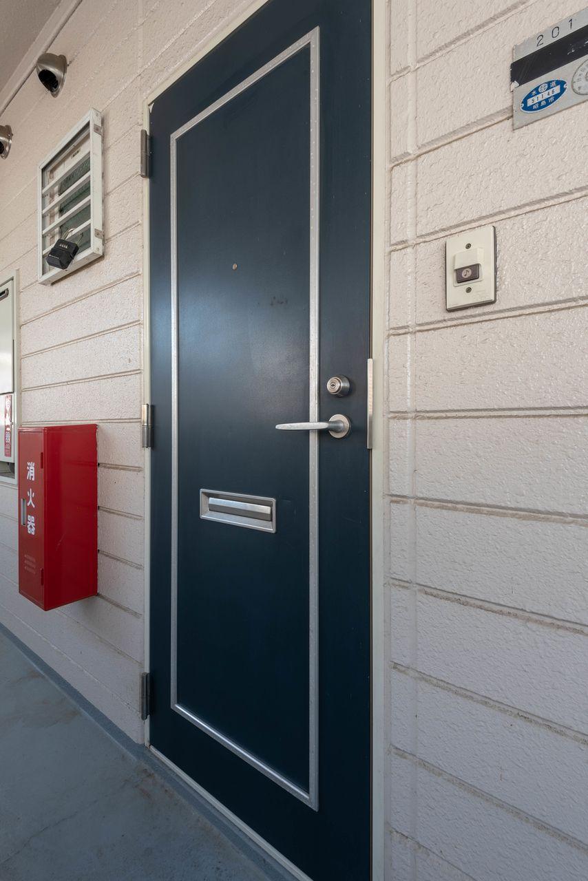 お部屋の顔となる玄関ドア