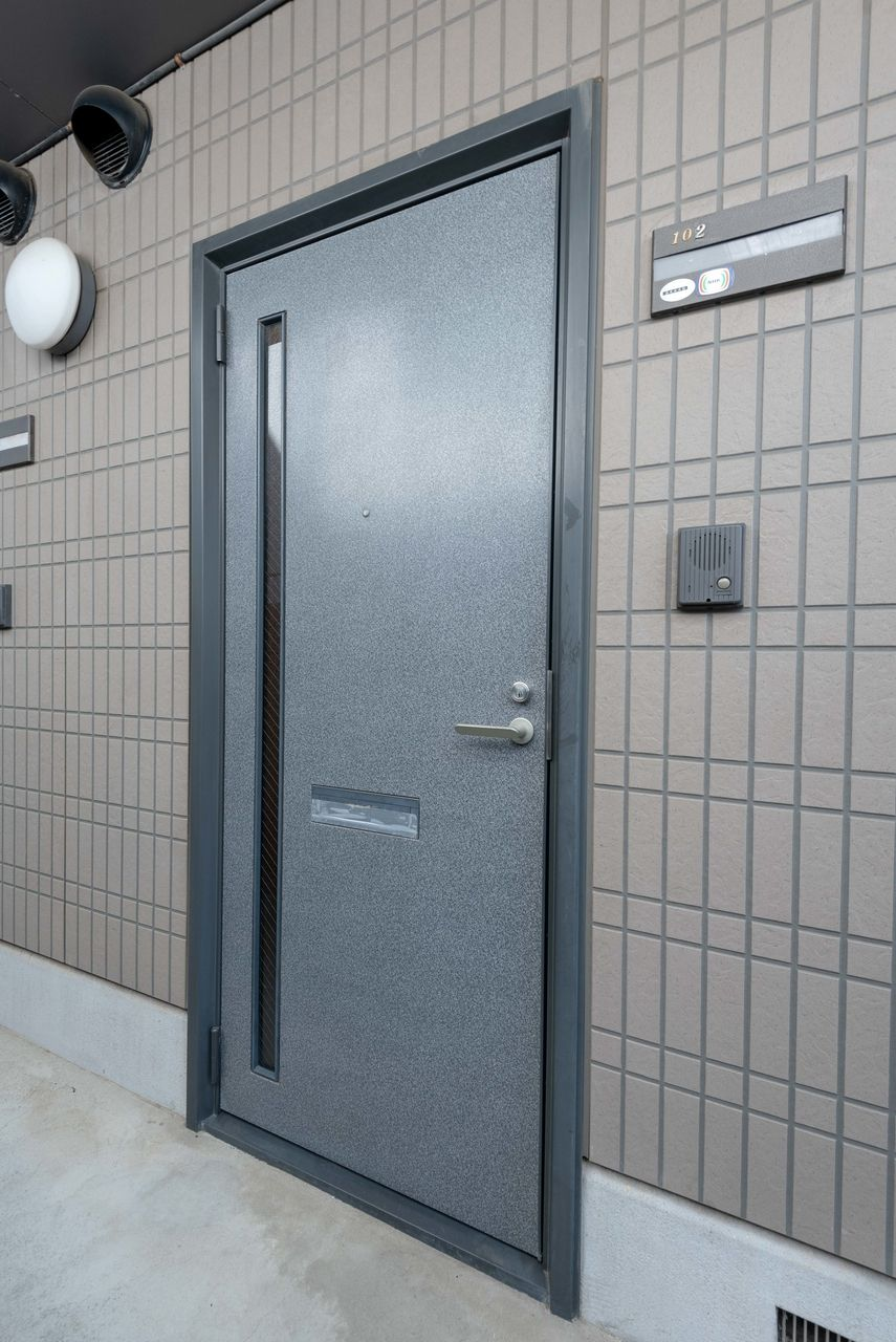 グレード感のある玄関ドア