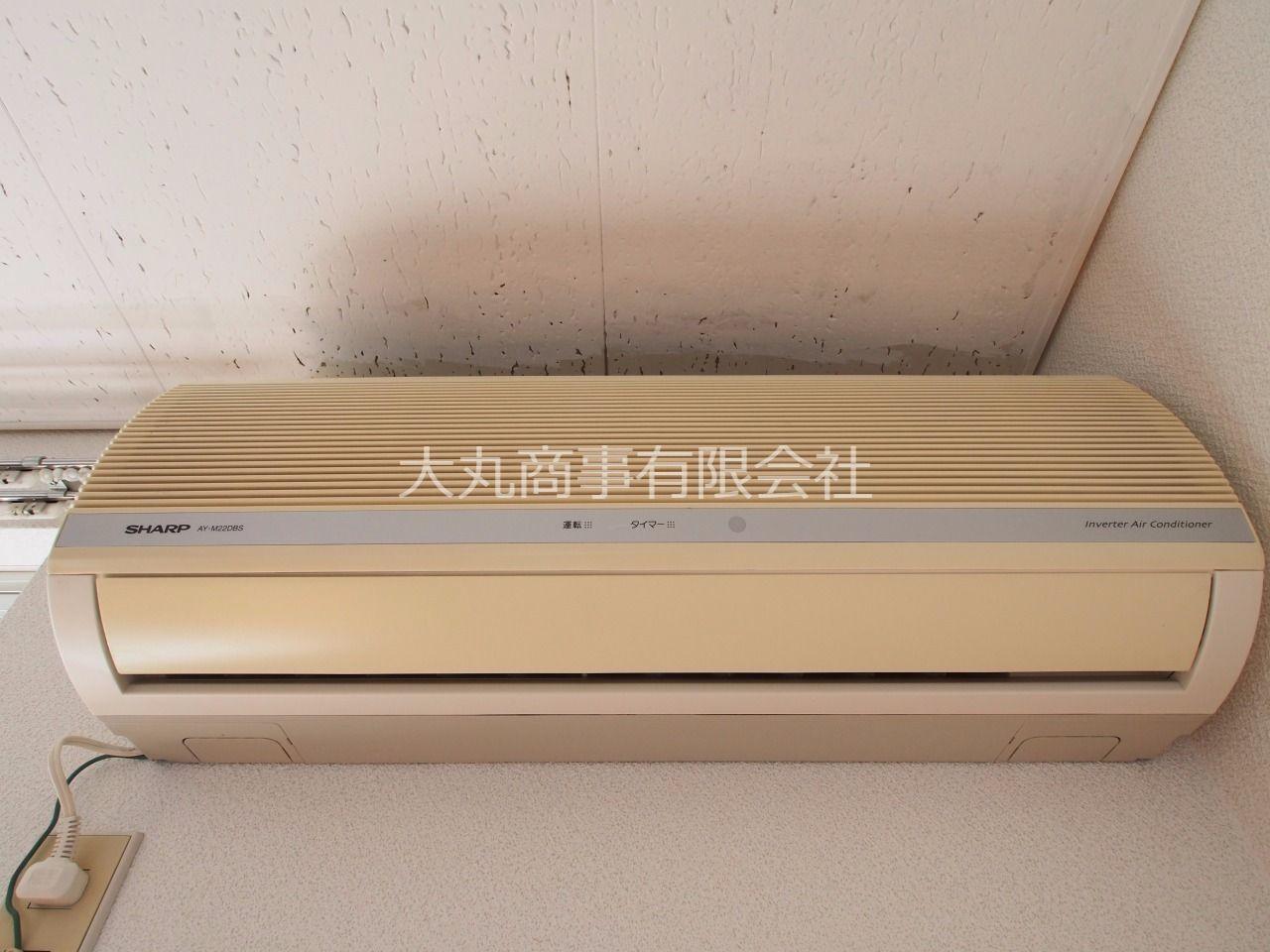 シャープ製(AY-M22DBS)