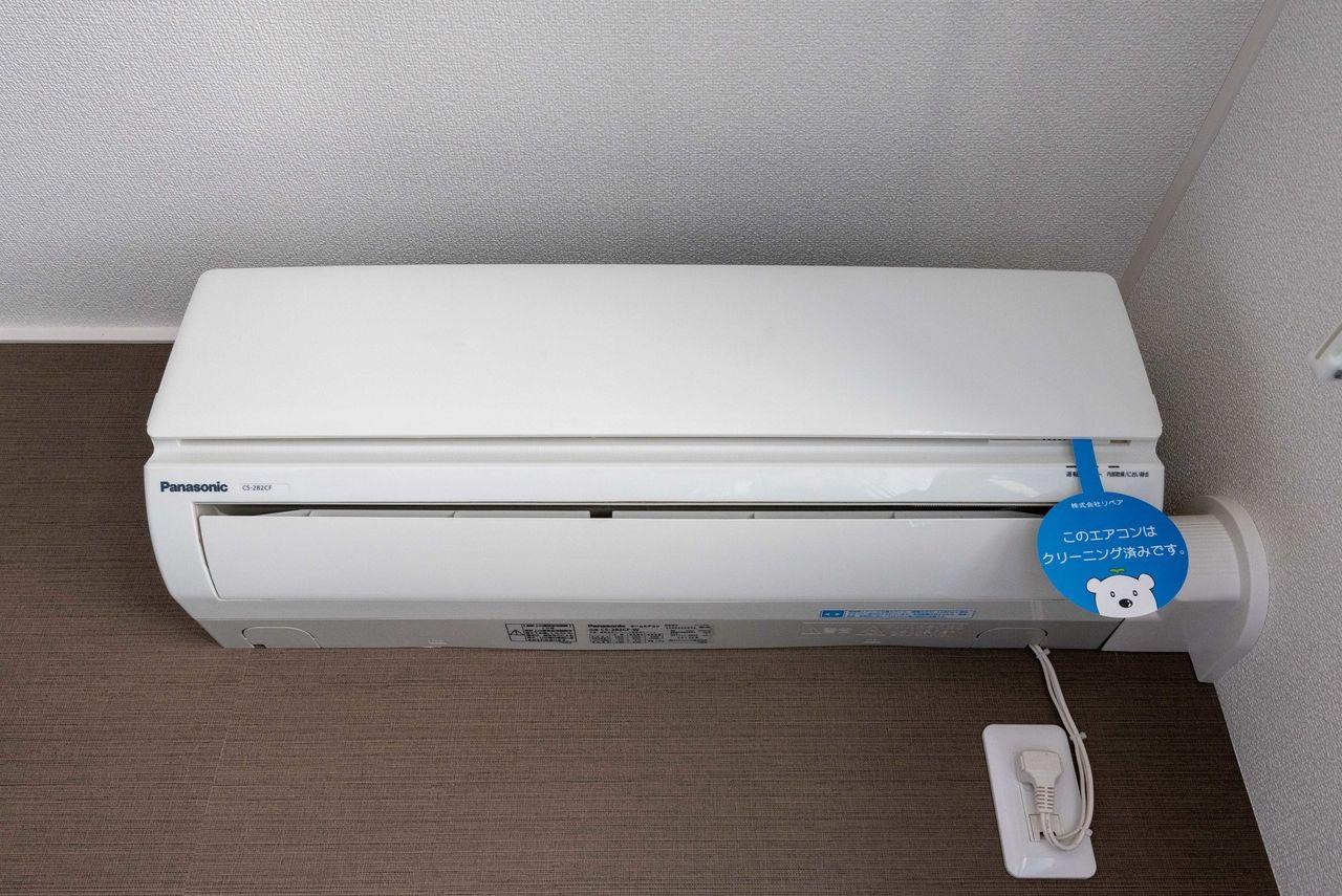 品番:CS-282CF-W、2012年製