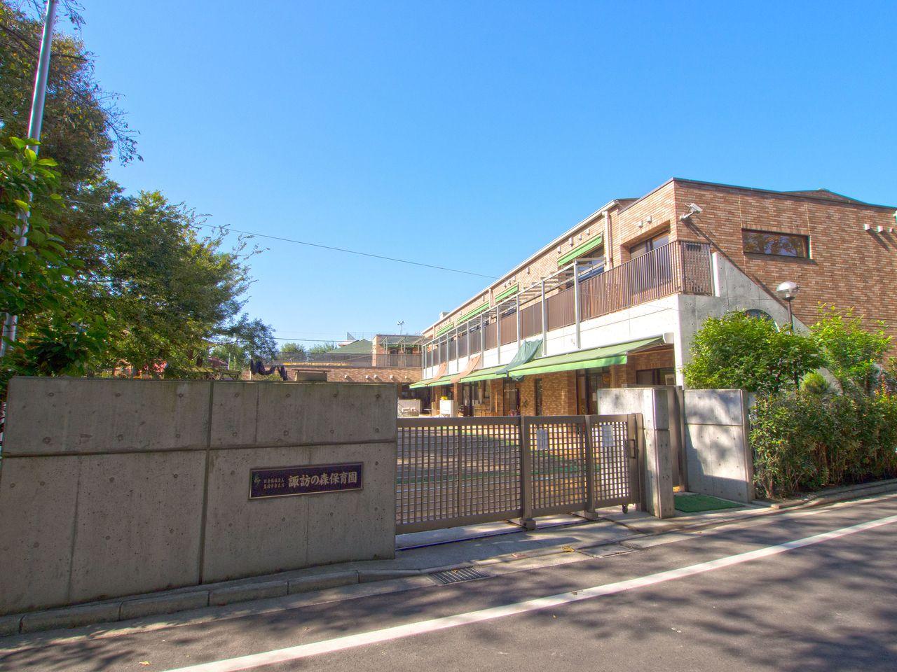 私立の認可保育園