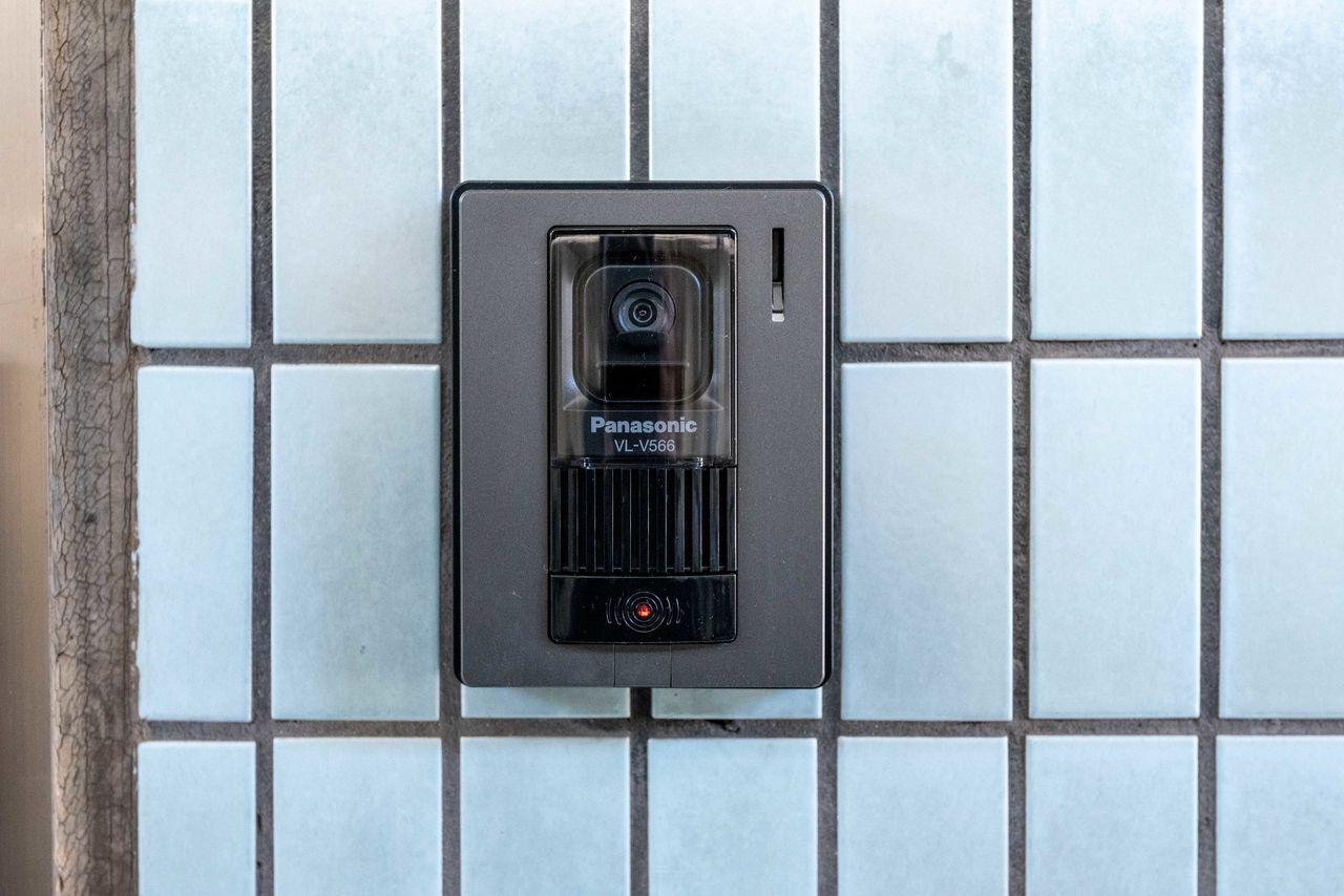 安心のカメラ付タイプ