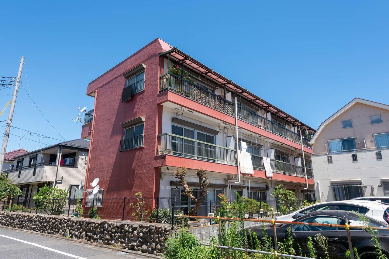 JR青梅線「中神駅」徒歩5分の賃貸アパート