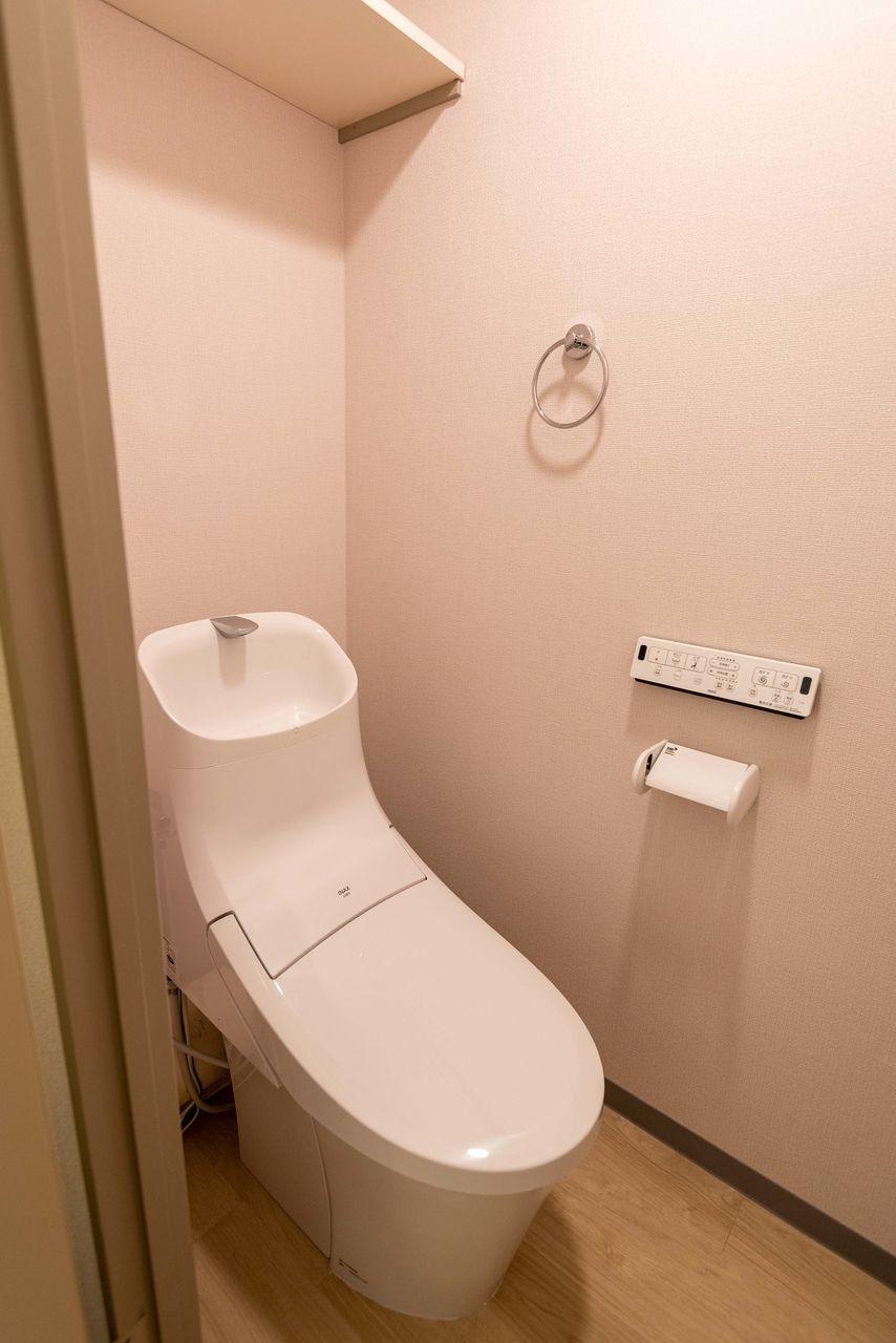 INAX製のトイレ