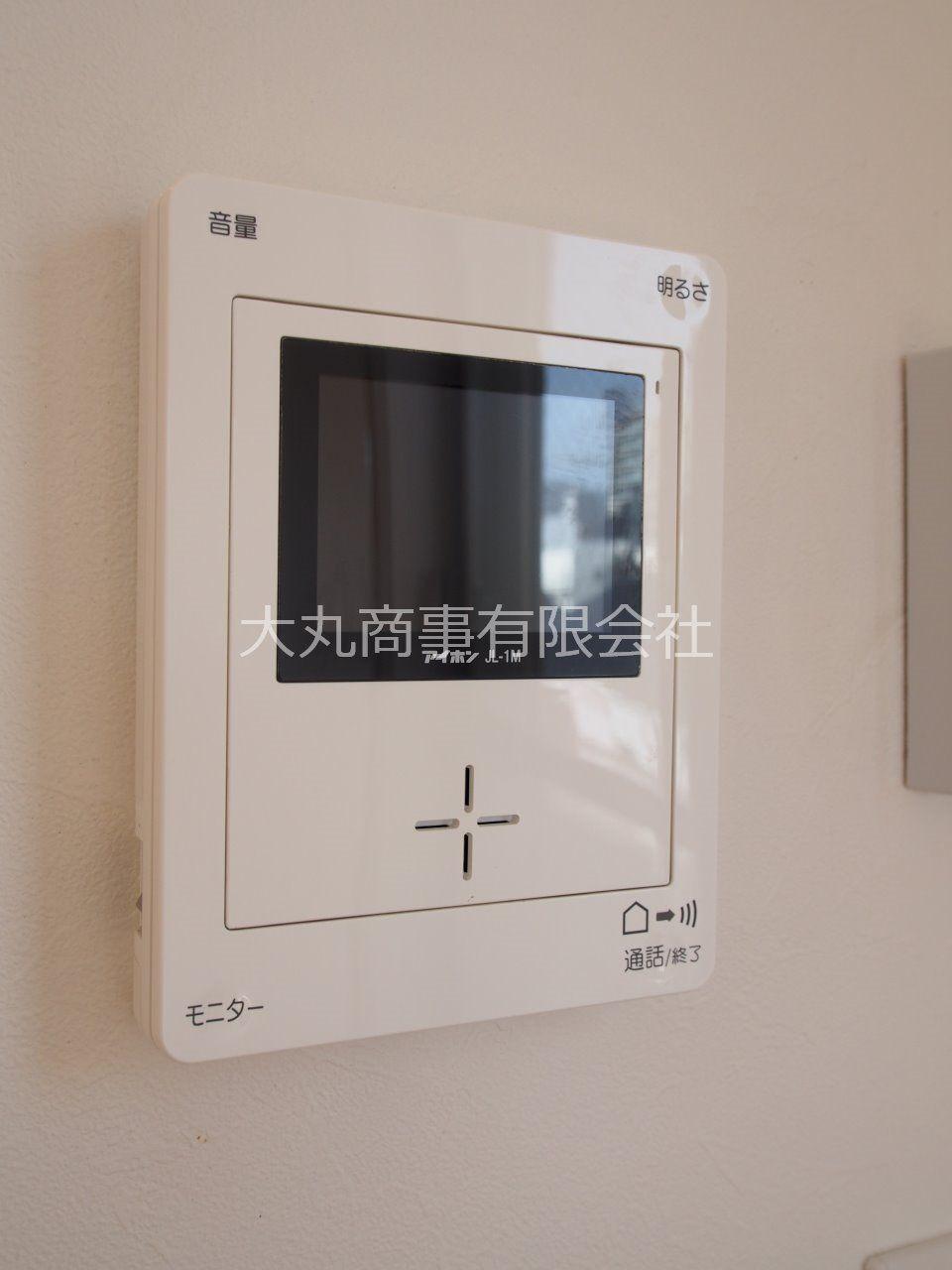 インターホンの室内設備