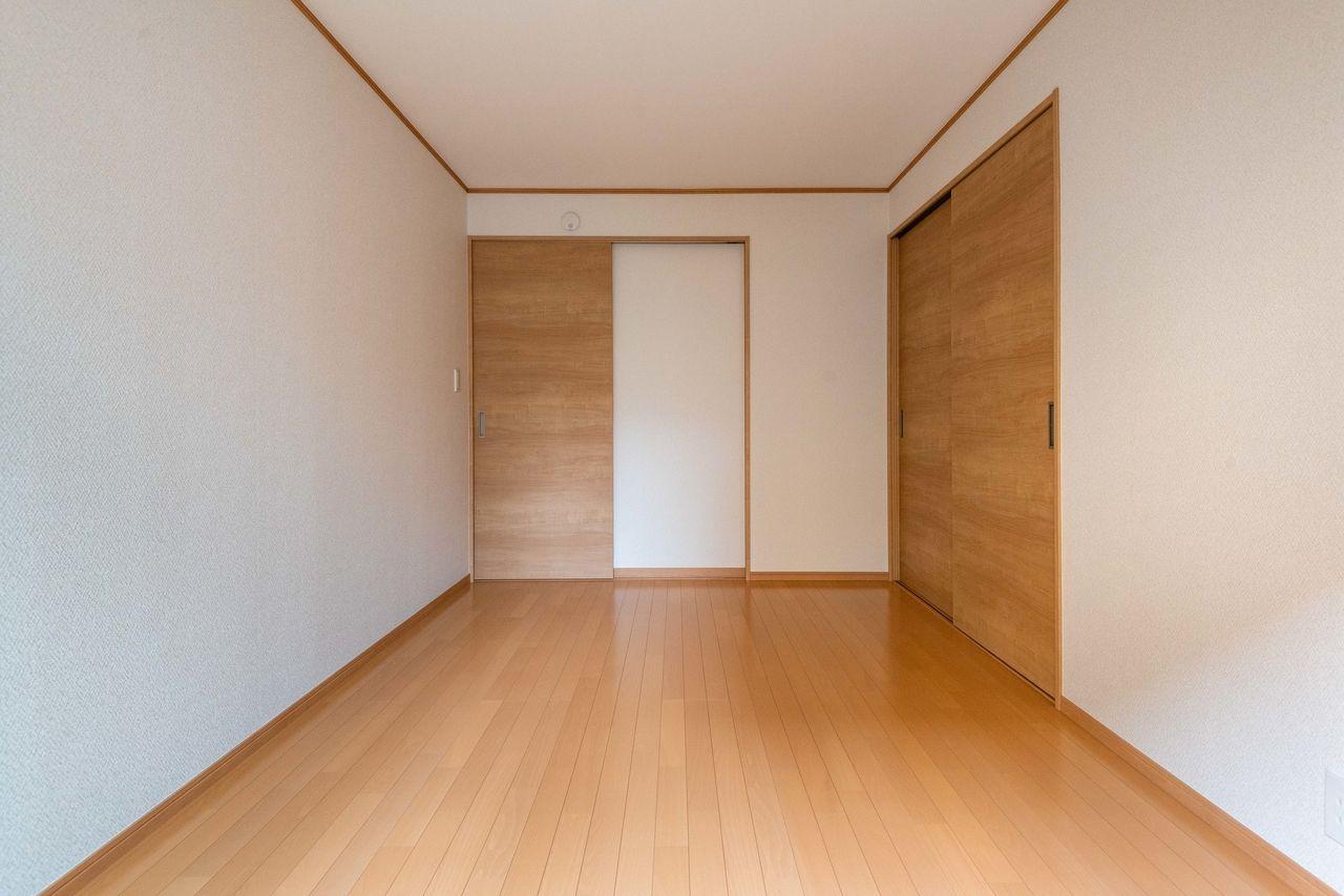 6.5帖洋室は落ち着いた空間