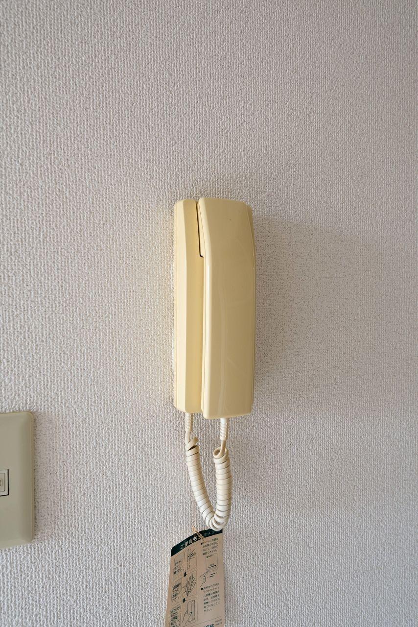 受話機能に特化した受話器