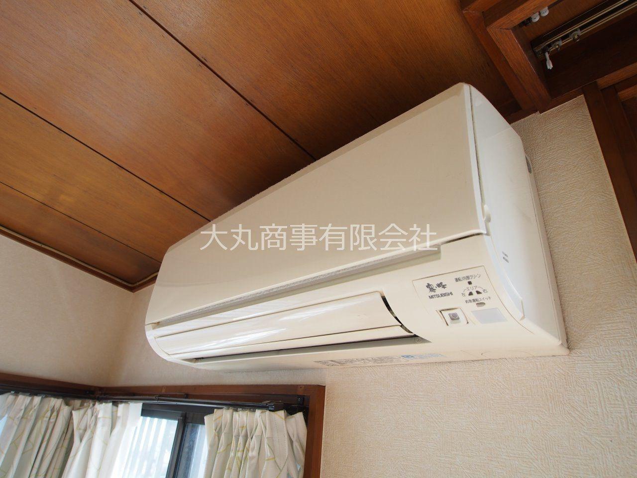 三菱製(MSZ-GM360-W、2010年製)