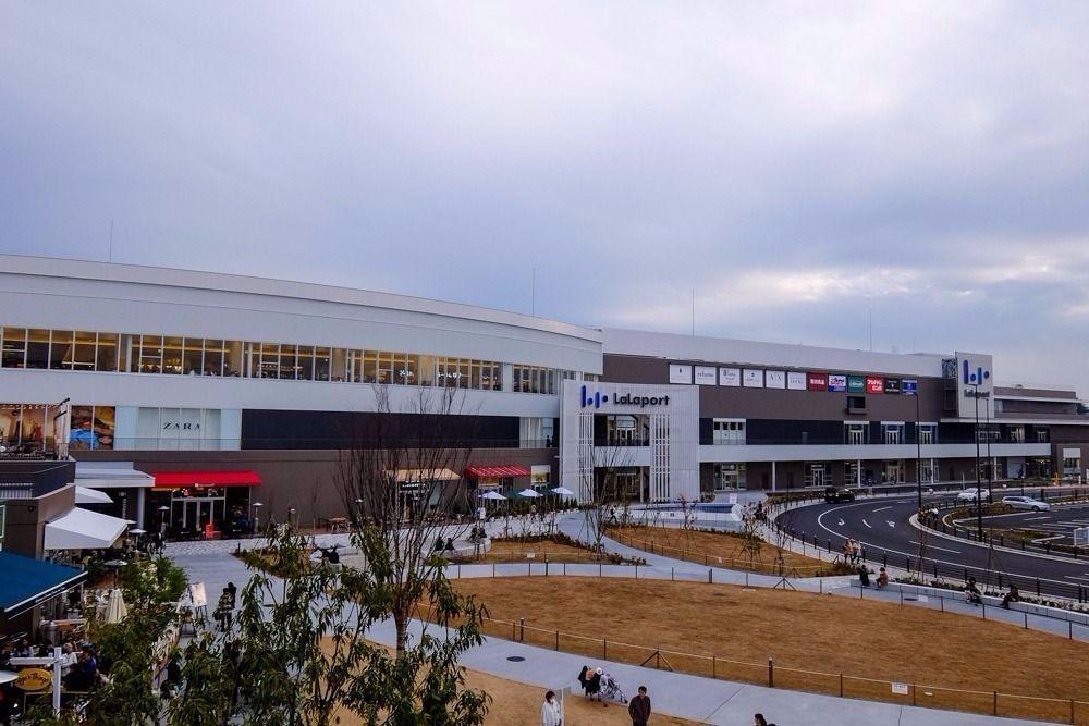 三井不動産が展開する複合商業施設「三井ショッピングパーク ららぽーと」