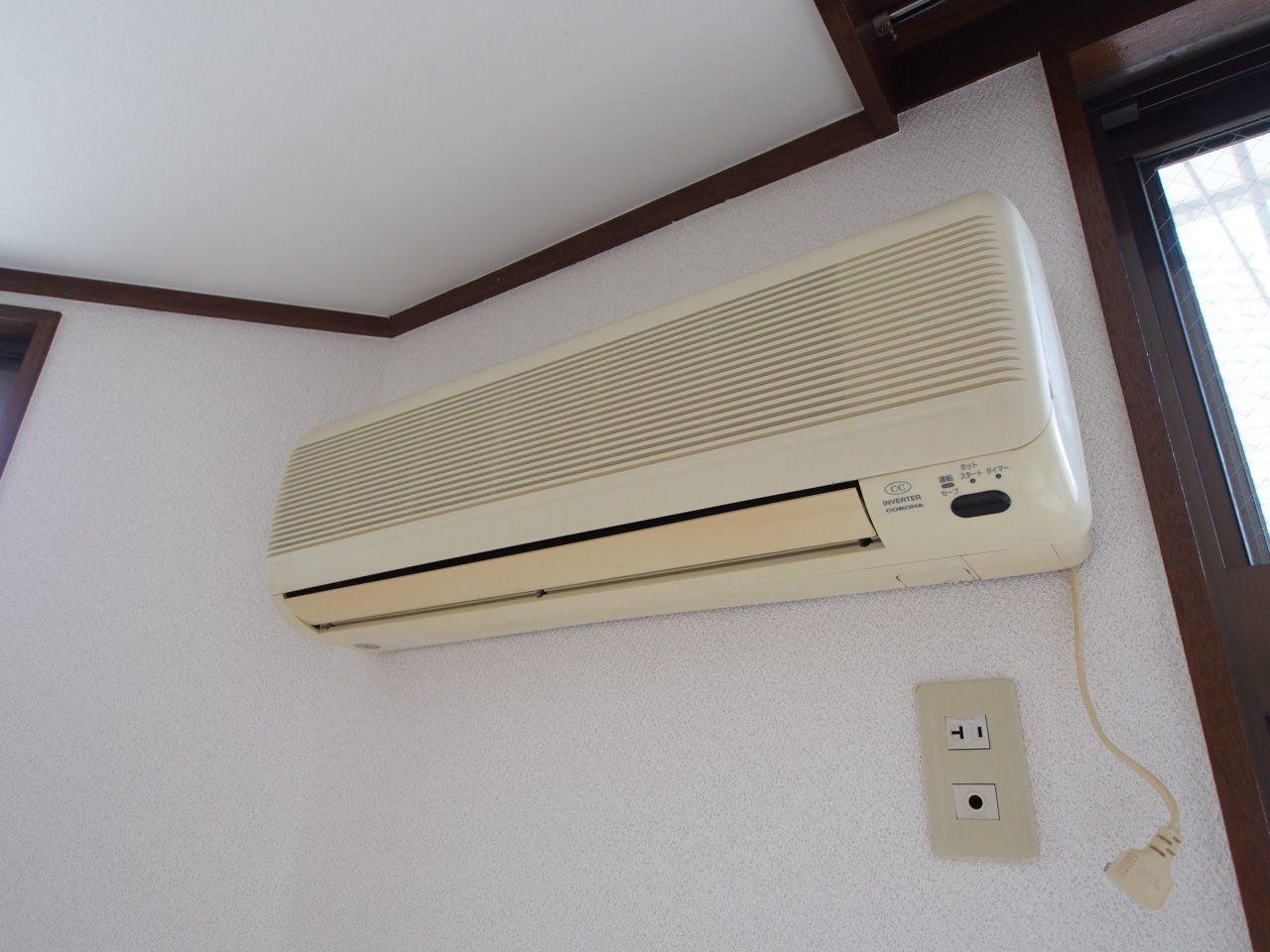 コロナ製エアコン