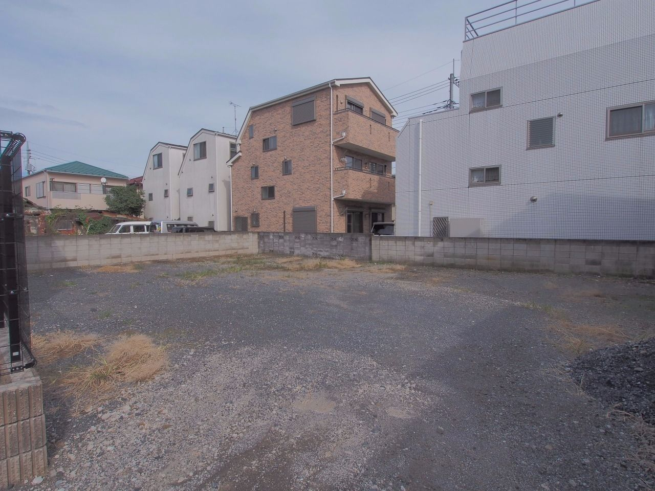 【売地】立川市富士見町2丁目 (成約済み)