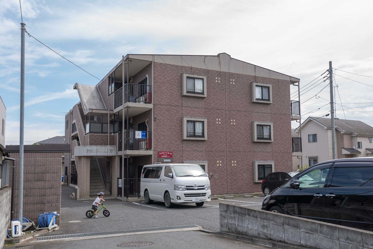ペット飼育可能な武蔵村山市の賃貸マンション「フェストーソカーネ」