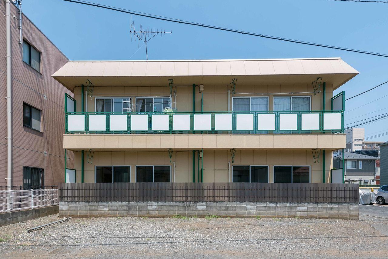 立川市柴崎町の「アイビーハウス」