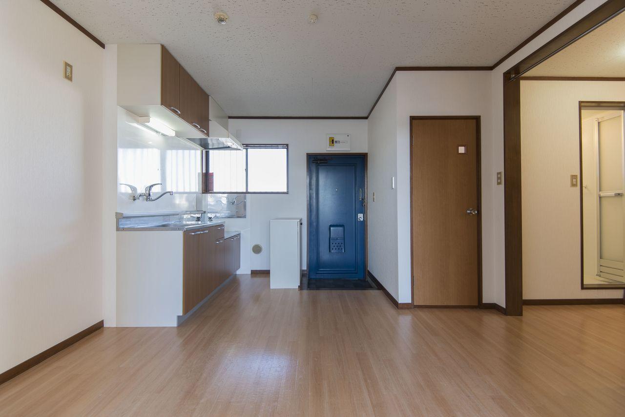 ルビアン玉置 303号室のキッチン