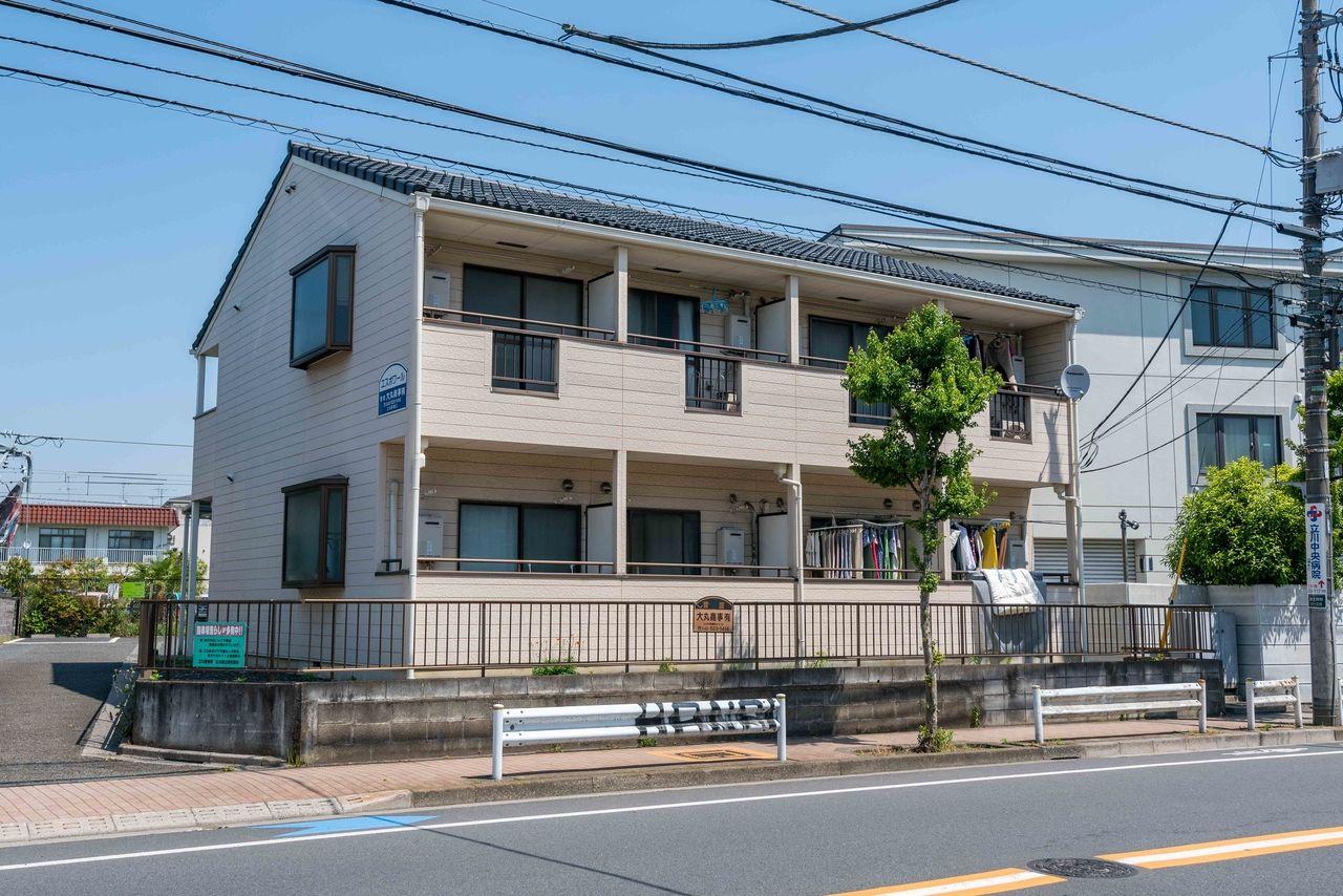 【売アパート】立川市富士見町2丁目(成約済み)