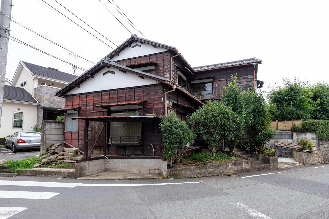 【売地】立川市柴崎町4丁目(売出中)